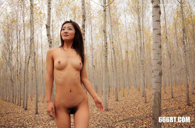 《秋日风情》超模毛明11年10月18日外拍