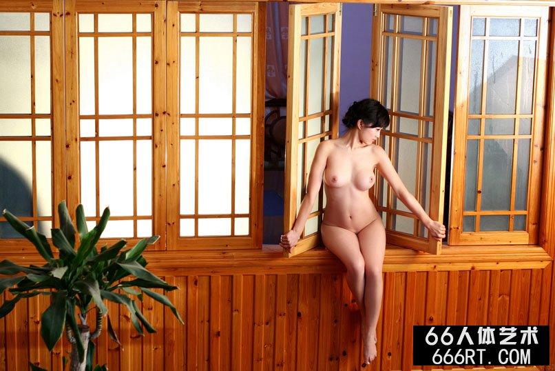 丰乳模特毓蕙07年3月10日人体摄影第32张