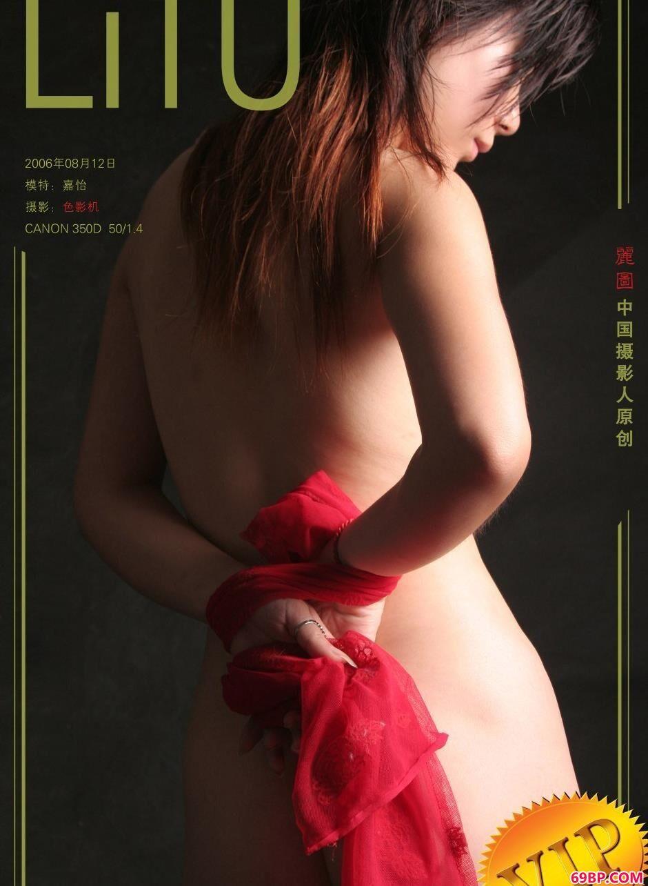 裸模嘉怡室拍红丝巾人体_GOGO欢欢销魄人体