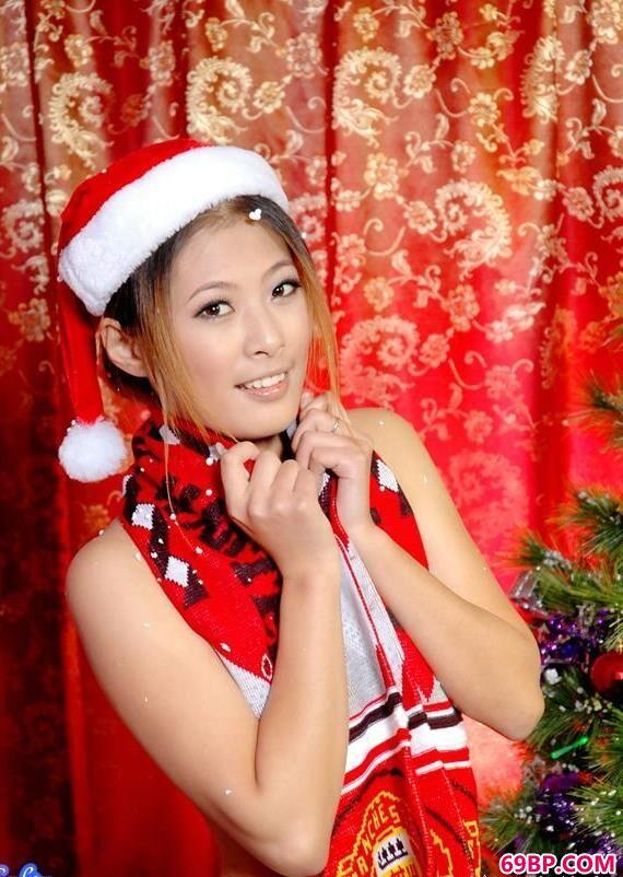 圣诞女郎-Salin