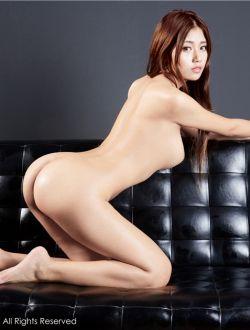 模特Jesse火辣写真展示人体写真