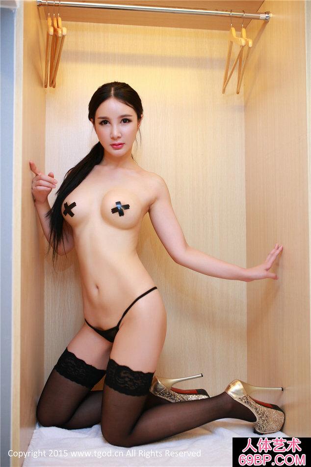 混血美女顾欣怡大尺寸情趣装人体第11张