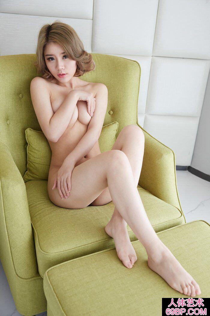 洋气的华裔模特Lisa私家人体写真第6张