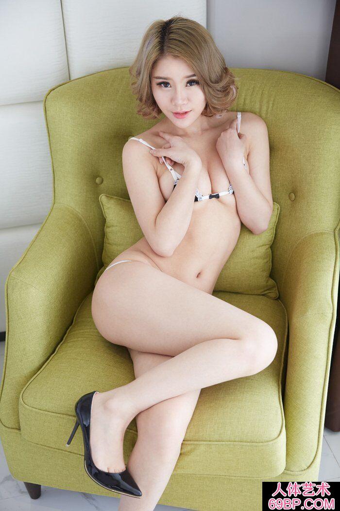 洋气的华裔模特Lisa私家人体写真第10张