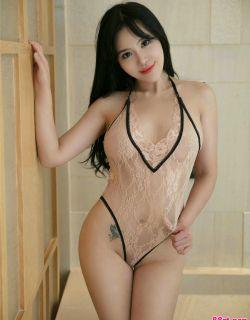 [星颜社]Vol.011模特刘钰儿性感内衣室拍