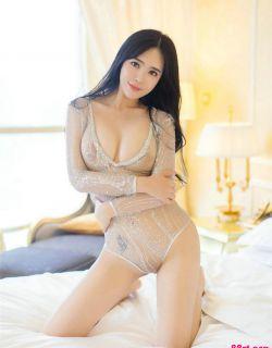 [尤蜜荟I]VOL.124穿超薄透视装的刘钰儿私密写真