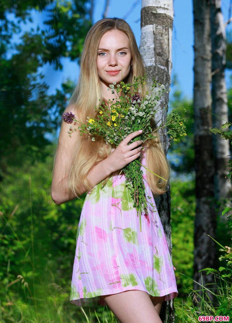 绿野花仙子美模Honey_西西西西西西西西人体艺术摄影