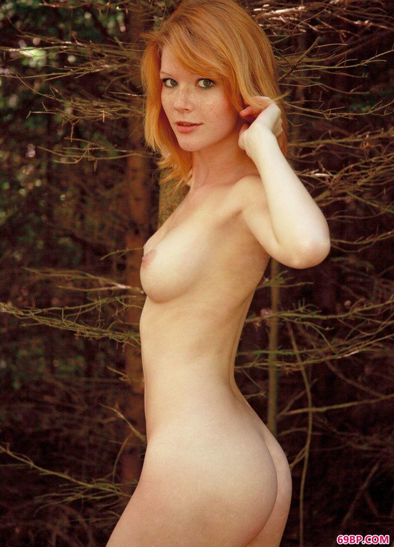大尺度人体艺术_北欧神话里的仙女Mia