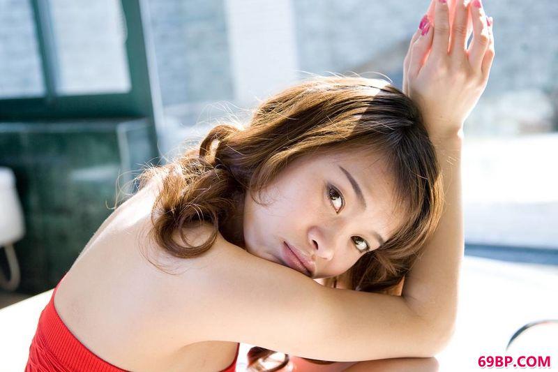 阳光之下超模PANSY_女模特写真