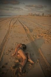尤丽亚 Gorodinski以色列人体艺术摄影